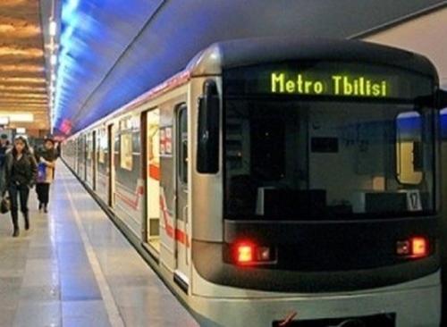 مترو تفلیس