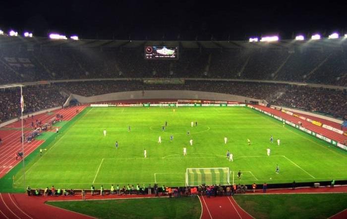 استادیوم بوریس پایچادزه - تفلیس