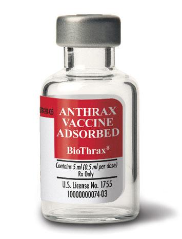 واکسن سیاه زخم حیوانی