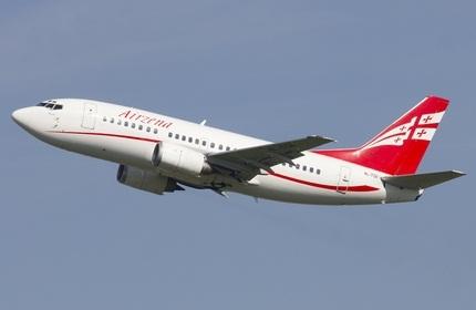 بوئینگ 737 هواپیمایی ملی گرجستان