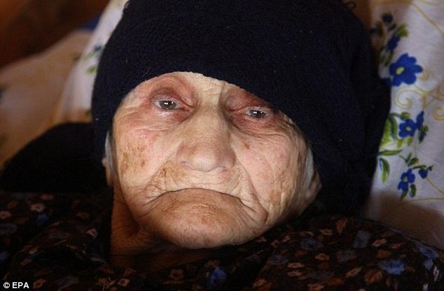 آنیتسا خویچاوا، کهنسال ترین فرد جهان