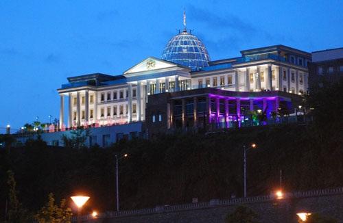 کاخ ریاست جمهوری گرجستان