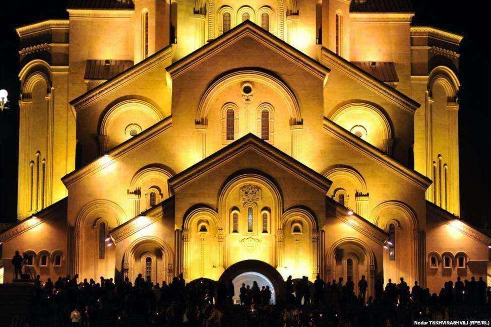 کلیسای سامبا (تثلیث مقدس)