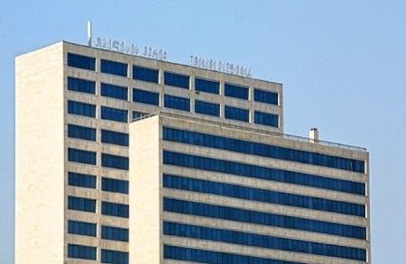 ساختمان شهرداری تفلیس