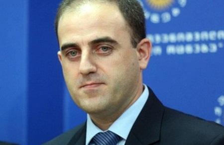 داویت نارمانیا، وزیر زیر ساخت ها و توسعه منطقه ای