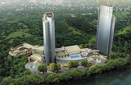 پروژه هتل 'پارک هایت' تفلیس