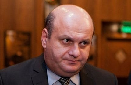 نودار خادوری، وزیر دارایی گرجستان