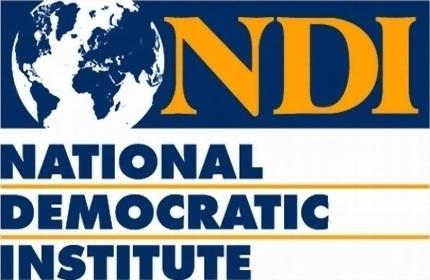 نشان موسسه دموکراتیک ملی