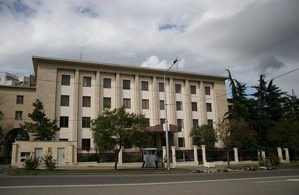 ساختمان سفارت روسیه در تفلیس، گرجستان
