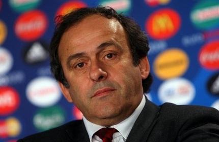 میشل پلاتینی، رئیس کنفدراسیون فوتبال اروپا