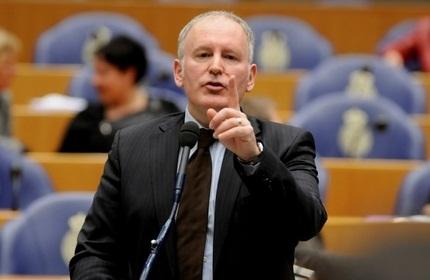 فرانس تیمرمانس، وزیر امور خارجه هلند