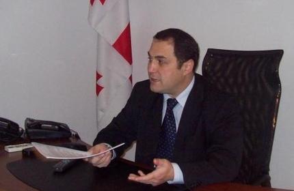 گیورگی جانجگاوا، سفیر گرجستان در ایران
