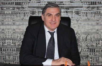 لری خابلوف، رئیس کمیته المپیک گرجستان