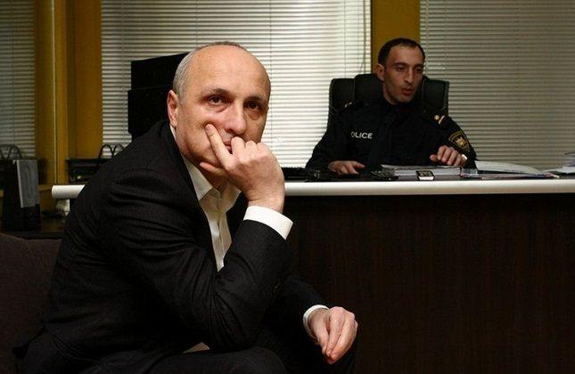 وانو مرابیشویلی، دبیرکل حزب جبهه متحد ملی گرجستان