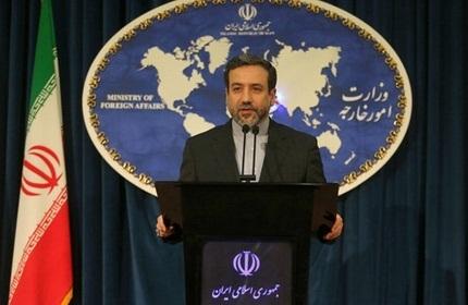 عباس عراقچی، سخنگوی وزارت امور خارجه ایران