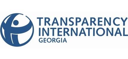 سازمان شفافیت بین الملل، گرجستان