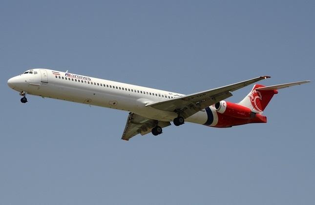 مک دانل داگلاس هواپیمایی آتا