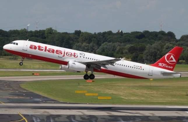 سومین شرکت هواپیمایی ترک در آسمان گرجستان