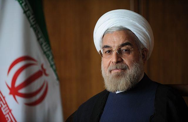 دکتر حسن روحانی، رییس جمهور ایران