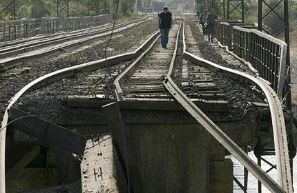خط آهن گرجستان - روسیه