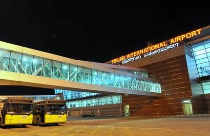 فرودگاه بین المللی تفلیس