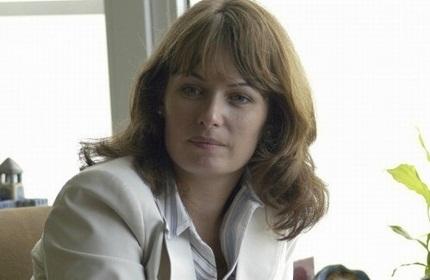 سندرا الیزابت رواِلافس، بانوی اول گرجستان