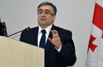 آرچیل مستویریشویلی، جانشین رئیس بانک مرکزی گرجستان