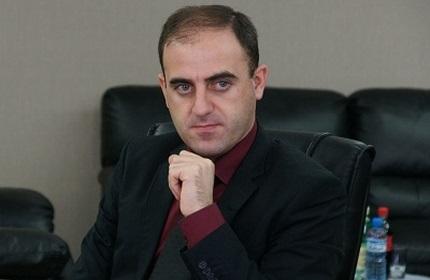 داویت نارمانیا، نامزد پست شهرداری تفلیس