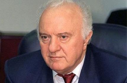 ادوارد شواردنادزه، رئیس جمهور سابق گرجستان