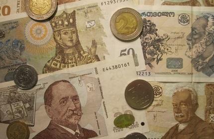 بیش از 76 درصد از سهم سرمایه بانکهای گرجی در دست خارجی ها