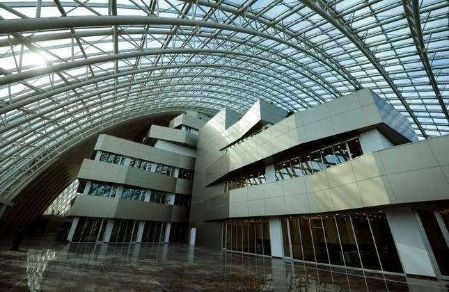 ساختمان پارلمان گرجستان در کوتایسی