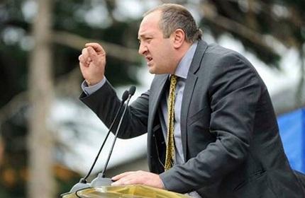 گیورگی مارگولاشویلی، نامزد انتخابات ریاست جمهوری گرجستان
