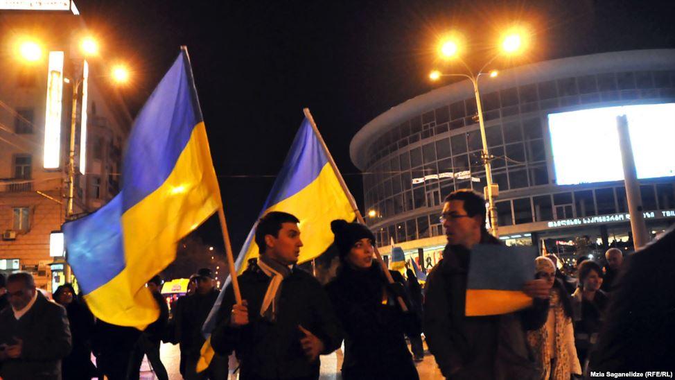 Georgia is support of Ukraine 01