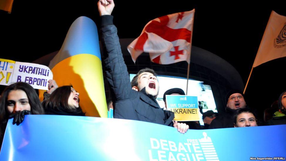 Georgia is support of Ukraine 04