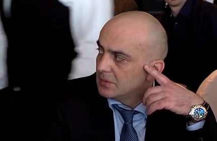 اُتار پارتسخالادزه، دادستان کل مستعفی گرجستان