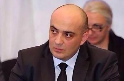 اُتار پارتسخالادزه، دادستان کل گرجستان