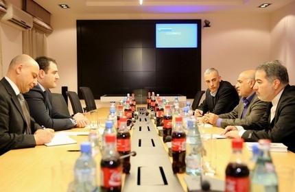 ملاقات وزیر کشور با سفیر ایران در گرجستان