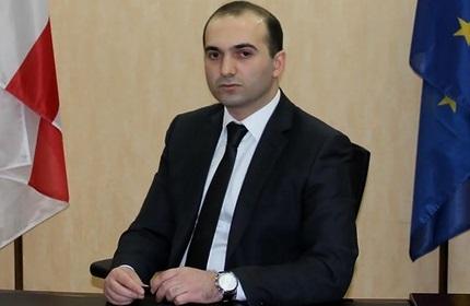 گیورگی باداشویلی، دادستان کل گرجستان