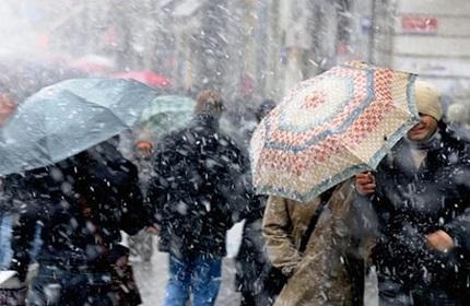 کاهش کم سابقه دمای هوا در گرجستان