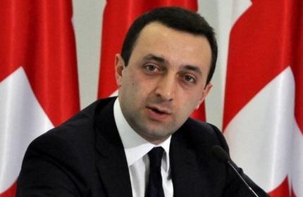 ایراکلی قریباشویلی، نخست وزیر گرجستان