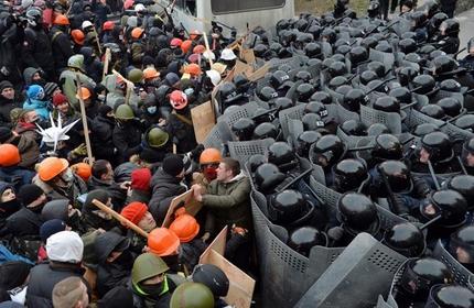 مرگ یک شهروند گرجستان در جریان تنش های اوکراین