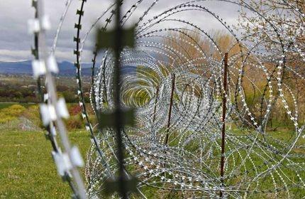 ایجاد موانع مرزی میان 'اوستیای جنوبی' و گرجستان
