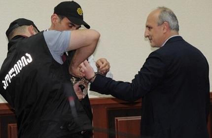 محکومیت 'وانو مرابیشویلی' دبیرکل حزب 'جبهه متحد ملی' گرجستان به 5 سال حبس
