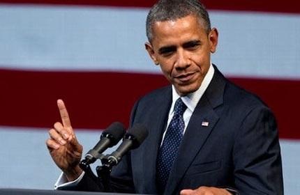 باراک اوباما، رئیس جمهور آمریکا