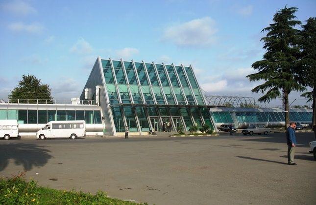 ایستگاه راه آهن باتومی، گرجستان