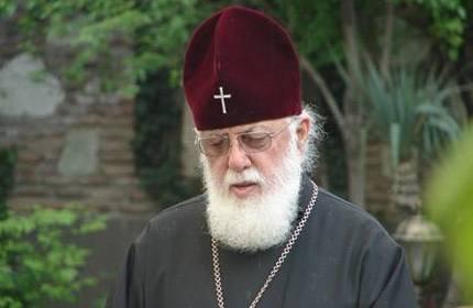 ایلیای دوم، رهبر مذهبی مسیحیان گرجستان