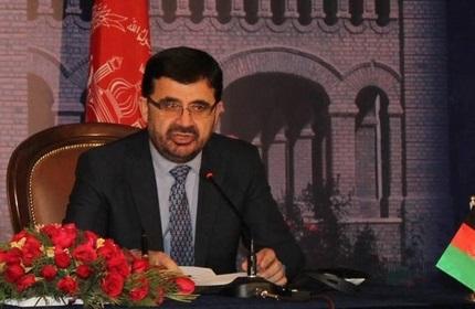 ضرار احمد عثمانی، وزیر امور خارجه افغانستان