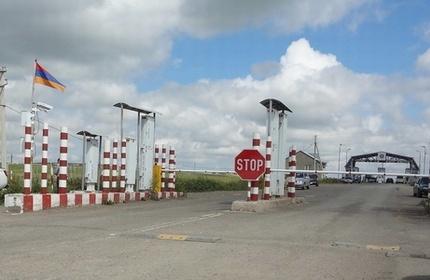 کمک مالی اتحادیه اروپا جهت ارتقای ایستگاه مرزی گرجستان با ارمنستان
