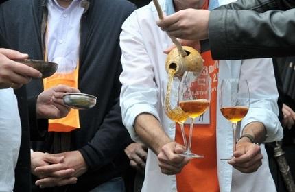 برگزاری پنجمین جشنواره شراب در گرجستان