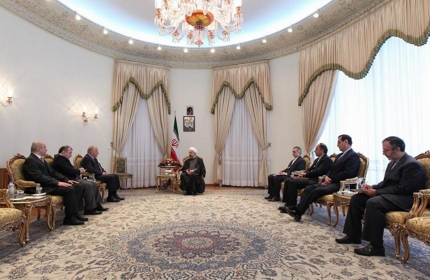 IosebChakhvashvili&HassanRouhani03